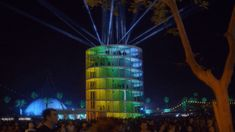 New GIF on Giphy added on : April 11 2020 at lights coachella couchella coachelladoc Hip Hop, Indie, April 11, Shows, Light Art, Palm Springs, Coachella, Lights, Artists