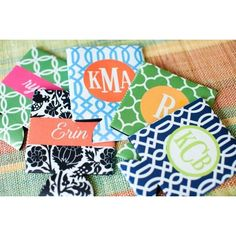 Design-Your-Own Koozie | Simply Monogrammed