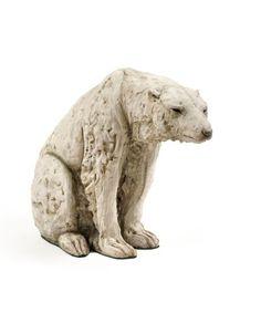 Polar Bear Sitting III