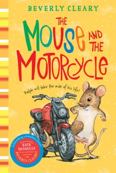 Booktopia has The Mouse and the Motorcycle, Ralph S. Mouse by Beverly Cleary. Buy a discounted Paperback of The Mouse and the Motorcycle online from Australia's leading online bookstore. Read Aloud Books, Novels To Read, Summer Reading Lists, Kids Reading, Reading Aloud, Reading Activities, Reading Comprehension, Library Activities, Reading Books