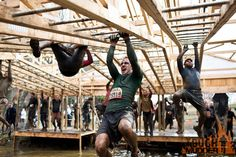 Yes You Can: Run a Tough Mudder    Welcome to the frozen, on fire, wet, barb-wired world of Tough Mudder—where adventure racing starts to look a lot more like hazing