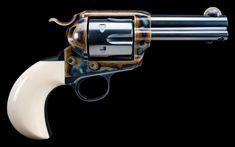 Ruger Revolver, Revolver Rifle, Weapons Guns, Guns And Ammo, Best Handguns, Single Action Revolvers, Steel Art, Fire Powers, Cool Guns