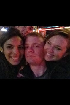 This is a picture of me and my best friend in Nashville with some gentlemen we met there. We are in the coyote ugly bar. This picture is important to me because it captures a great memory. I had a blast in Nashville and I can't wait to go back. Having fun is important in society because everyone needs to let loose and enjoy life every once in a while. Life is too short not to.