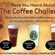 The #1 Lifestyle Organo Gold !
