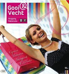 Een van de meest gevraagde routes! de Gooise Vroutwen Shopping Fietsroute!