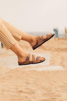 Cork Sandals, Online Collections, Birkenstock, Comfy, Website, Natural, Shoes, Fashion, Moda