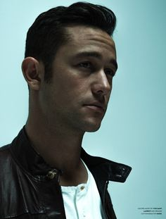 Joseph Gordon-Levitt. I think this wins for my favorite picture of him....