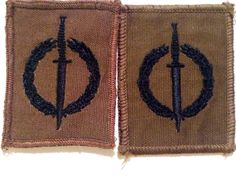 Operator badge for nutria uniform Military Special Forces, Concert Posters, Military History, Armed Forces, South Africa, Badge, War, Africans, Soldiers