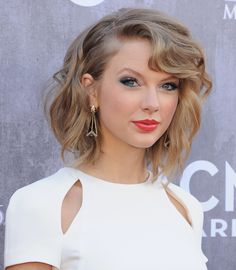 taylor swift short hair - Google Search