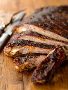 Brisket Brown Sugar Rub - I score the fat on the brisket and apply this rub, then cook the brisket sous vide at 167 degrees for 18-24hrs and finish on the grill . Awesome!