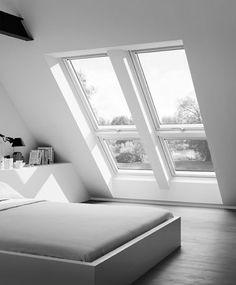 um einem ungenutzten dachboden leben einzuhauchen bedarf es oft gar keiner gro en nderungen. Black Bedroom Furniture Sets. Home Design Ideas