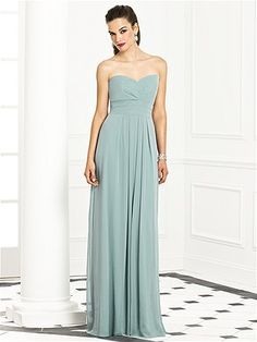 After Six Bridesmaids Style 6669 http://www.dessy.com/dresses/bridesmaid/6669/ | Colors:  blush, rose, suede rose, taupe, palomino, mocha, oyster, topaz