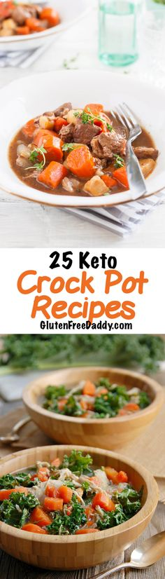 25 of the Best Ever Keto Crockpot Recipes – Low Carb and Easy