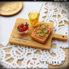 Miniatures | Pizza tostadas