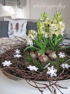 Decoration January Januar Dekoration Weiss White Winter Februar