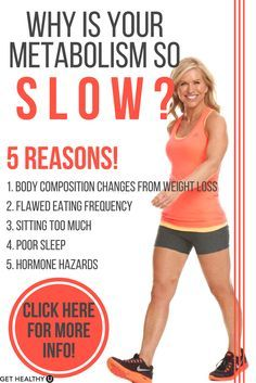 Having a hard time losing weight? Your metabolism may be to blame. Luckily, there are several things you can do to boost a slow metabolism! Best Weight Loss, Weight Loss Tips, Lose Weight, Slow Metabolism, Body Composition, Metabolic Diet, Weight Control, Regular Exercise, Weight Loss Program