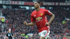 Man United's Marcus Rashford took free kicks as he's 'trustable' - Mourinho