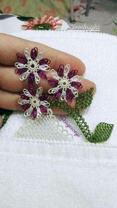 Crochet Flowers, Earrings, Jewelry, Lace, Ear Rings, Stud Earrings, Jewlery, Bijoux, Jewerly