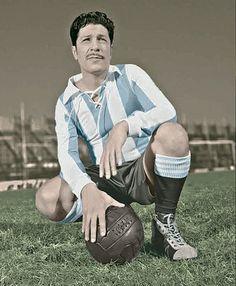 Guillermo Stábile. Primer goleador en la Historia de los Mundiales.