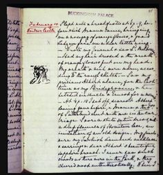 In her own words: Queen Victoria's wedding day diary entry. From Royal Archives: http://www.royal.gov.uk/The%20Royal%20Collection%20and%20other%20collections/TheRoyalArchives/QueenVictoriaeducationproject/TheweddingofQueenVictoriaandPrinceAlbert1840.aspx