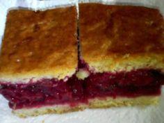 Meggyespite sütőporos vajas tésztából - Balkonada recept