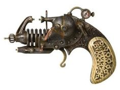 Victorious Mongoose 1902a Ray Pistol