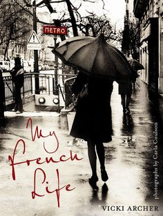 Vicki Archer also writes French Essence blog. I can't wait to read this book.