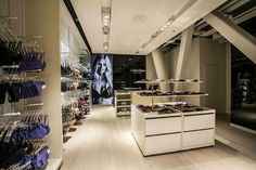 rpa:group creates new look for Calvin Klein Underwear stores - Retail Focus - Retail Interior Design and Visual Merchandising