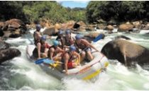 Get wet with theRaging Thunder Team on the 1 day Tully River Rafting tour. Thunder Team, Australian Holidays, Rafting Tour, Cairns Queensland, Mission Beach, Adventure Activities, Travel Tours, Getting Wet, Fiji