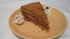 Medovník s kávičkou Tiramisu, Ethnic Recipes, Food, Tiramisu Cake, Meals