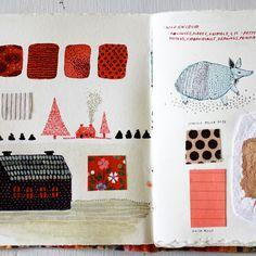 Sketchbook: Becca Stadtlander | Book By Its Cover