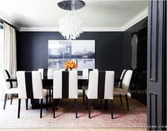 Molly Sims Dining Room