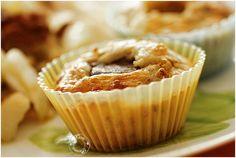Muffins salés aux coeurs tendres.........