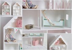 Domek dla lalek to marzenie każdej dziewczynki. Bawiąc się tą zabawką dzieci spędzają wiele godzin wcielając się w rolę dorosłych, co wpływa na ich wszechstronny rozwój. ----------------------------------------------------------------------------------------------------------------- Dollhouse is a dream of every little girl. Kids playing with this toy can spend many hours playing the role of adults, which affects their comprehensive development.
