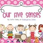 Perfect unit to teach the five senses. This unit includes the following:-Five Senses Tree Map-Five Senses Non-Fiction Writing book-LabelingSig...