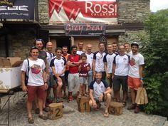 Prea Trail: trionfo Team Marguareis