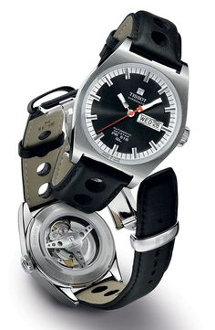 Tissot PR 516 Test in WatchTimes March April Issue