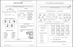 Data Folders for Kindergarten Freebie  :)