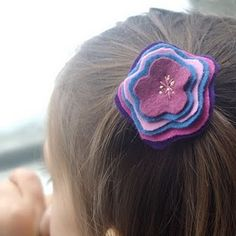 They made them on hair ties, but they could make clips