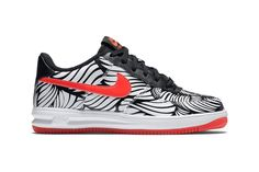 """#hypebeastkids Nike Lunar Force 1 Low From Neymar's """"Ousadia Algeria"""" Collection"""