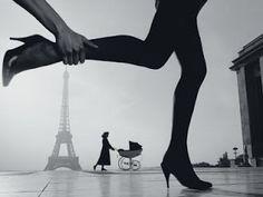 Parisian Trip - Guy Bourdin