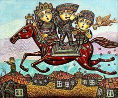 Childhood Dream by Sevada Grigoryan