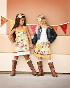 Fall outfit back to school fall dress jumper photo by GinaBellas1, $39.50
