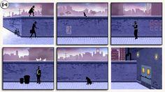 Framed 2: decidi lordine delle vignette e landamento della storia