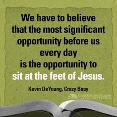 Crazy Busy // Kevin DeYoung