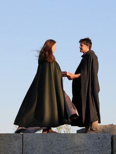 Etsy store - handmade cloaks out of Portland, Maine.