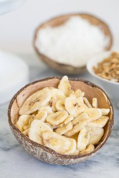 You're going to love these DIY coconut bowls! If there's one thing we get satisfaction from, it's being resourceful and using an item in its entirety! We purchased these coconuts for $1.50 each and got three uses from them… fresh coconut water (which we drank while finishing the bowls!), coconut meat and the coolest coconut...readmore