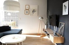 House Tour: A Light & Airy Home in Norway | Apartment Therapy