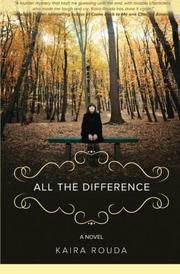 Kirkus Reviews All the Difference!