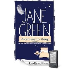 Another great book by one of my favs, Jane Green.